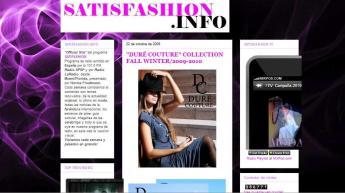 (ESPAÑA/MIAMI) www.satisfashion.info