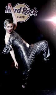 La cantante Soraya para una revista española