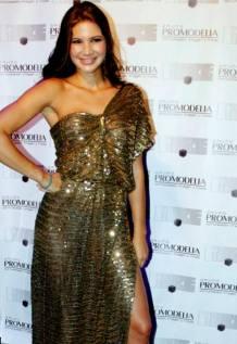 'Miss All Nation Venezuela' Katherine Añez