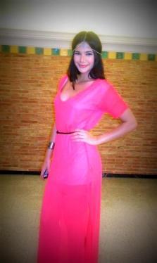 La Miss Biquini Venezuela Katherine Añez