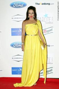 La actriz y modelo Francesca Vegas